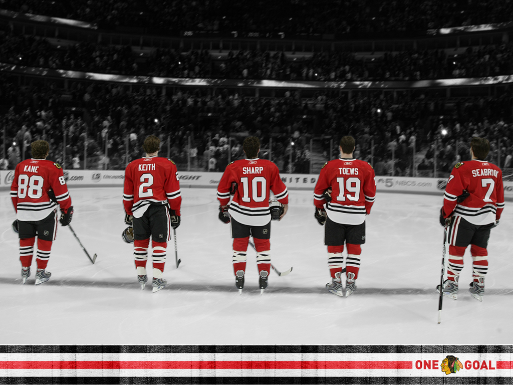 Vitamin D and Hard Work Propel Chicago Blackhawks to Stanley Cup Finals