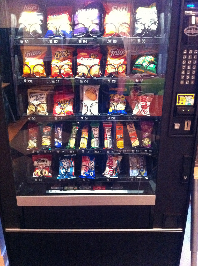 School Snacks Take A VERY Small Step In The Right Direction